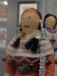 Stoney beaded doll 2