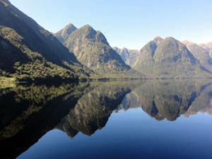 the crooked arm of the doubtful sound