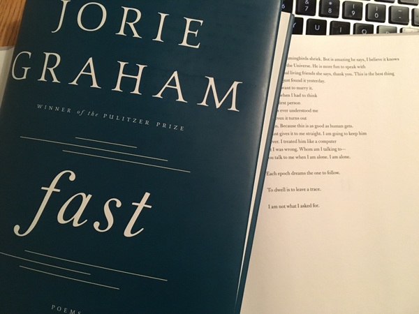 jorie graham essays on the poetry A special feature of three essays on jorie graham // salmagundifall98, issue 120, p217 presents three essays entitled `like a chafing of the visible,' by calvin bedient, `jorie graham's `new way of living,' by willard speigelman and `jorie graham: living in the world,' by charles molesworth, which focuses on poet jorie graham.